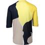 POC MTB Pure 3/4 Jersey Men, jaune
