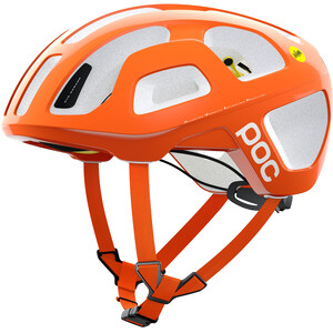 POC Octal MIPS Helm fluorescent orange avip fluorescent orange avip