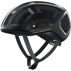 POC Ventral Lite Helm schwarz schwarz