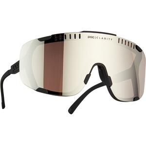 POC Devour Sonnenbrille schwarz schwarz