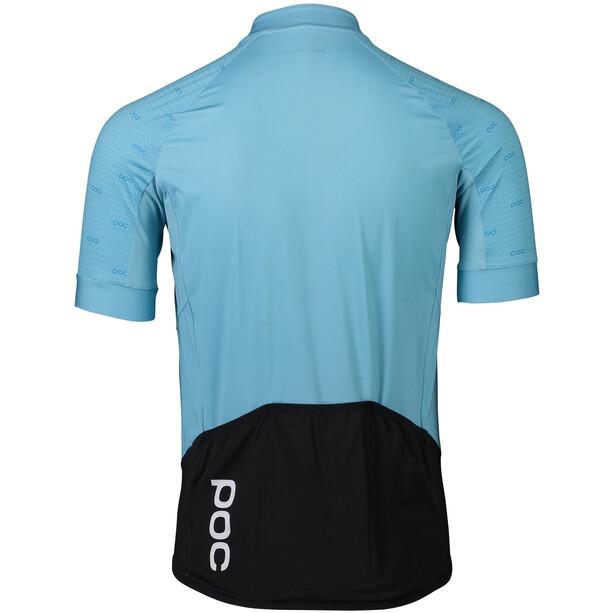 POC Essential Road Kurzarm Trikot Herren poc o light basalt blue