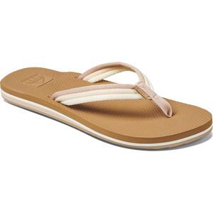 Reef Voyage Lite Beach Sandals Women, blanc/beige blanc/beige