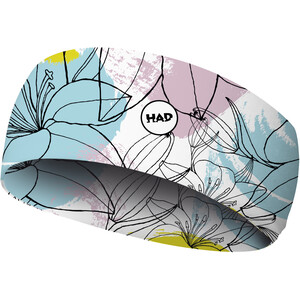 HAD Coolmax Plus HADband weiß/türkis weiß/türkis