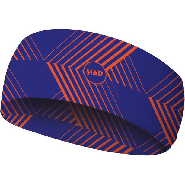 HAD Coolmax Plus HADband blau/rot