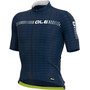 Alé Cycling PRR Green Road Kurzarm Trikot Herren blau/weiß