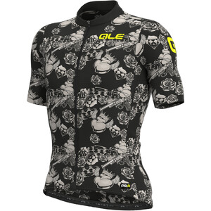 Alé Cycling PRR Las Vegas Kurzarm Trikot Herren black/dove grey black/dove grey