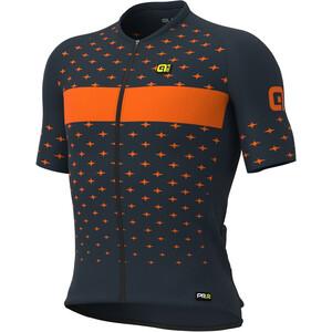 Alé Cycling PRR Stars Kurzarm Trikot Herren grau/orange grau/orange
