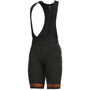 Alé Cycling PRR Strada Trägershorts Herren black/fluo orange black/fluo orange