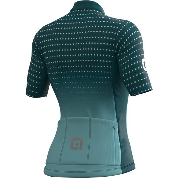 Alé Cycling PR-S Bullet Kurzarm Trikot Damen aqua