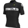 Alé Cycling PR-S Logo Summer SS Jersey Herrer, sort
