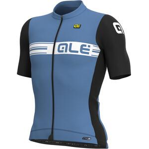 Alé Cycling PR-S Logo Summer Kurzarm Trikot Herren grau grau