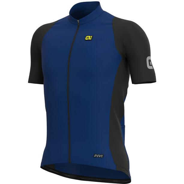 Alé Cycling R-EV1 Artika Kurzarm Trikot Herren blau