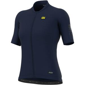 Alé Cycling R-EV1 Silver Cooling Kurzarm Trikot Damen blau blau