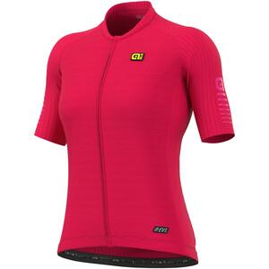 Alé Cycling R-EV1 Silver Cooling Kurzarm Trikot Damen rot rot