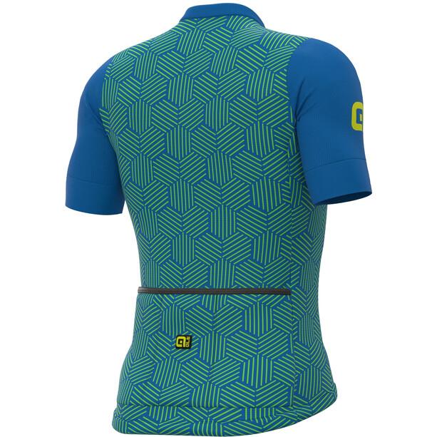 Alé Cycling Solid Cross SS Jersey Men, bleu