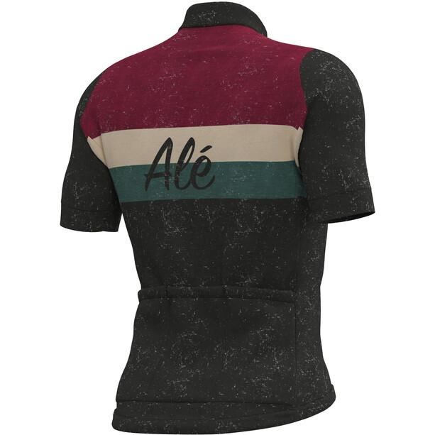Alé Cycling Classic Storica SS Jersey Men, black