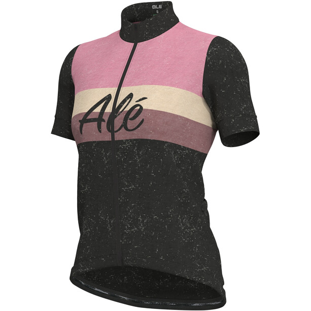 Alé Cycling Classic Storica Kurzarm Trikot Damen giro pink