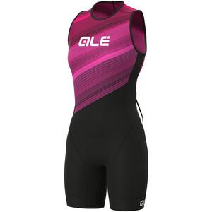 Alé Cycling Kaula Lympc Ärmelloser Triathlon Skinsuit Damen pink pink