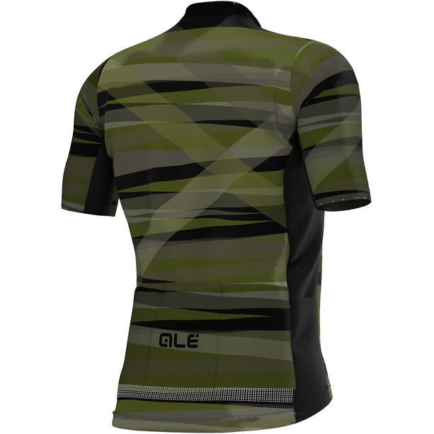 Alé Cycling Off-Road Gravel Pathway SS Jersey Men, olive