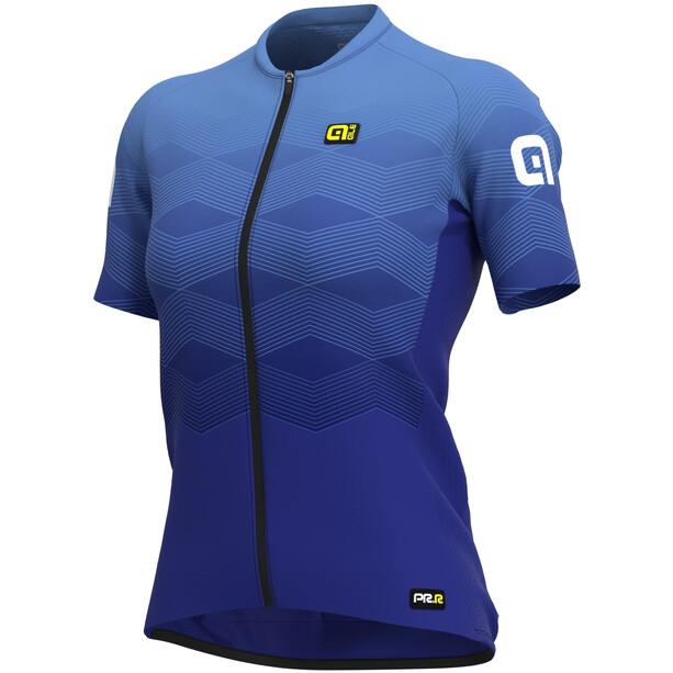Alé Cycling PRR Magnitude SS Jersey Women, bleu