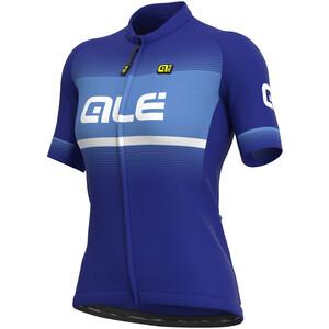 Alé Cycling Solid Blend Kurzarm Trikot Damen blau/lila blau/lila