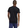 adidas Run It T-Shirt Herren black