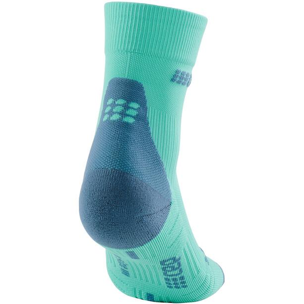 cep Short Socks 3.0 Femme, vert/gris