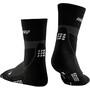 cep Hiking Merino Mid Cut Socks Men, gris/noir