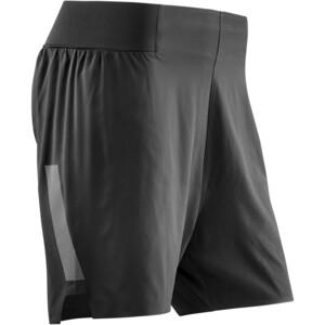 cep Run Loose Fit Shorts Women, noir noir