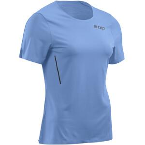 cep Run Shirt Kurzarm Damen blau blau