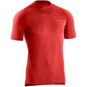 cep Run Ultralight Shirt Kurzarm Herren rot rot