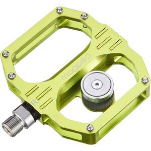 magped Sport 2 Pedales magnéticos, verde verde
