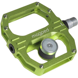 magped Sport 2 Magnetische Pedale green green