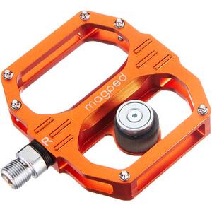 magped Sport 2 Magnetiske pedaler, orange orange