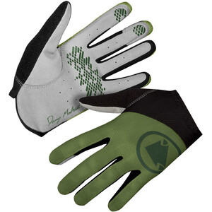 Endura Hummvee Lite Icon Handschuhe Herren grau/oliv grau/oliv
