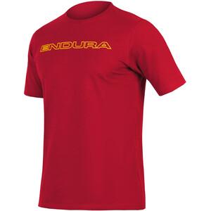 Endura One Clan Carbon T-Shirt Herren rust rust