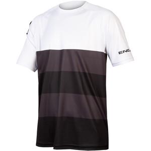 Endura SingleTrack Core T-Shirt Herren schwarz/weiß schwarz/weiß