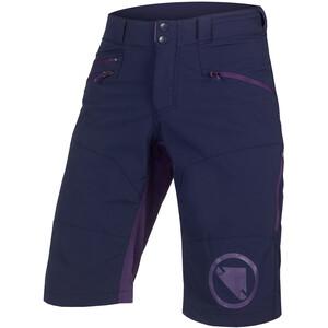 Endura SingleTrack II Shorts Herr blå blå