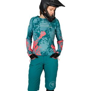 Endura SingleTrack II Shorts Women Petrol Petrol