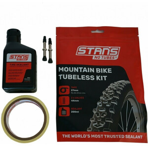 NoTubes All Mountain Tubeless Kit with 21mm Rim Tape
