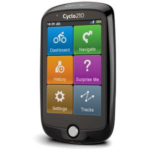 Mio Cyclo 210 Fietscomputer