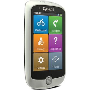 Mio Cyclo 215 HC Cykeldator