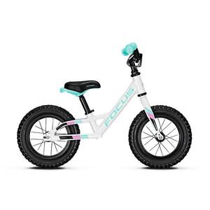 FOCUS Raven Rookie 12 Balance Bike Kids, blanc blanc