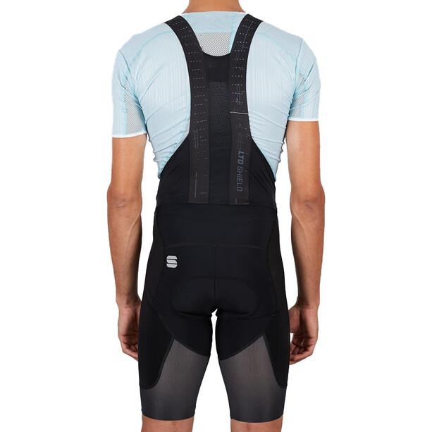 Sportful LTD Shield Trägershorts Herren schwarz