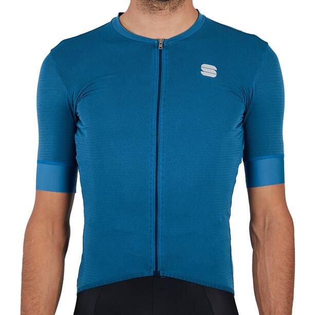 Sportful Monocrom Trikot Herren blau