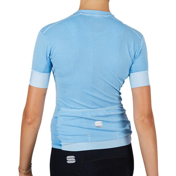 Sportful Monocrom Trikot Damen blau