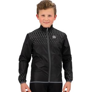 Sportful Reflex Jacke Kinder black black