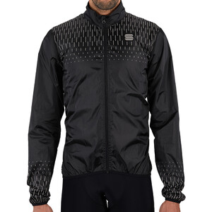 Sportful Reflex Jacket Men, musta musta