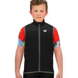 Sportful Reflex Vest Kids svart svart