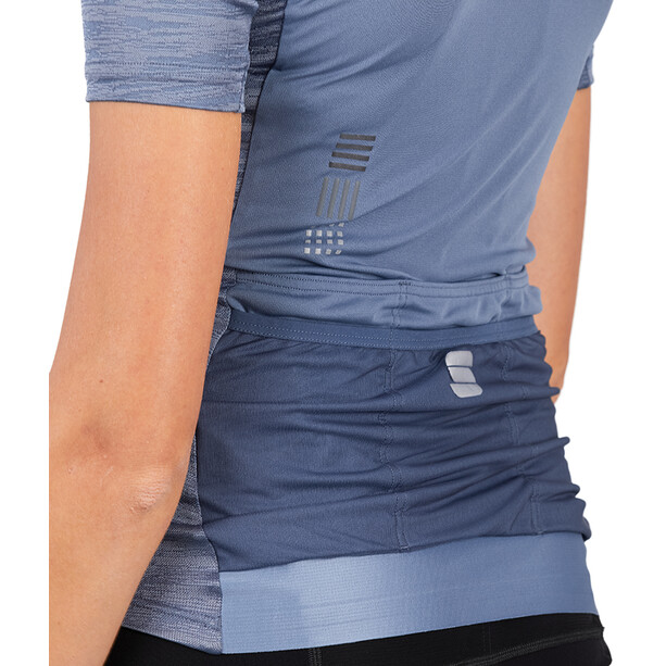 Sportful Supergiara Jersey Women, blue sea